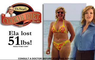 Dr. Siegals Cookie Diet