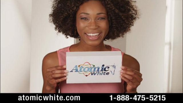 Atomic Teeth Whitener